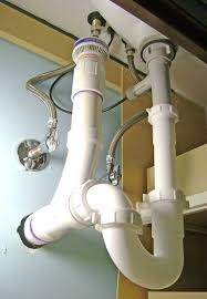 how to install plumbing kitchen how to install pea trap for your kitchen sink drain