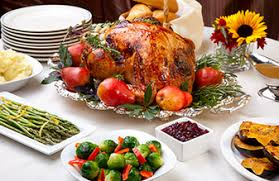 enjoy thanksgiving dinner in mammoth lakes mammoth mountain