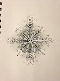 best 25 snowflake tattoos ideas on pinterest frozen tattoo