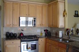 Marble Tile Kitchen Backsplash Granite Countertop Renovate Old Kitchen Cabinets Carrara Marble