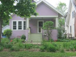 what is a cottage style home lavender with sage accents colorful bungalows foursquares