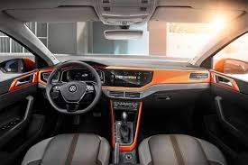 volkswagen crossblue interior volkswagen polo 2020 u2013 6 generation of polo hatchback cars news