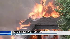 Chicago Wildfire Highlights by Henry County House Fire Highlights Challenges Rural Fire