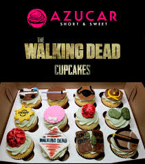 halloween birthday cupcake ideas the walking dead cupcakes a perfect b day gift to myself to start
