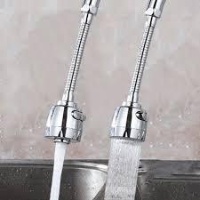 kitchen faucet accessories 1pc kitchen faucet bubbler shower filter extension water hippo