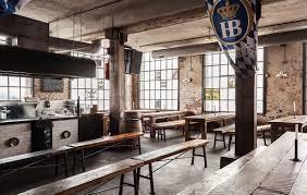 German Beer Garden Table by Beer Garden Design Pilsener Haus
