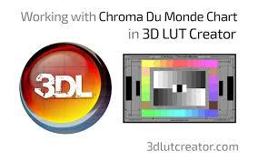 3d lut creator tutorials