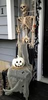 Skeleton Halloween Crafts 225 Best Halloween Skulls And Skeleton Decor Images On Pinterest