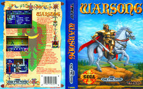 warsong sega genesis possibly the best strategy you never