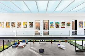 Glass Box House Own A Glass Box Hamptons Home Designed By One World Trade Center U0027s