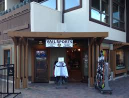 Vail Village Map Vail Sports Vail Sports One Vail Place