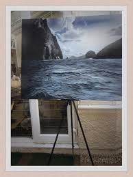 We Are In Love by Go To St Kilda We Are In Love With This Painting By Neville