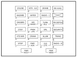 2000 gmc sierra fuse box diagram wiring amazing wiring diagram