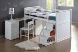 Bunk Bed With Slide Out Bed Bunk Bed With Table Underneath Foter