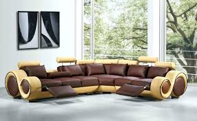 Black Leather Reclining Sectional Sofa Leather Sectional Sofa With Chaise And Recliner U2013 Knowbox Co