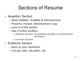 Resume Qualities 1 Resume Writing 2 C V Versus Resume Resume Is Brief And Concise