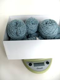 how to calculate yarn length from weight freshstitches