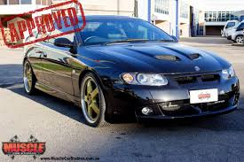 Australian Muscle Cars - muscle car stables