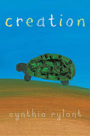 creation book by cynthia rylant official publisher page