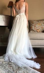 wedding dress bali watters bali 650 size 4 new altered wedding dresses