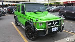 mercedes g wagon green mercedes benz g 63 amg crazy color edition 8 april 2017 autogespot