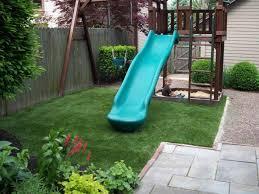 Turf For Backyard by No Grass Backyard For Kids Ketoneultras Com