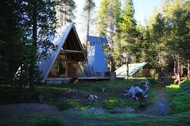 a frame chalet cabin rentals a door to the wild a frame cabin
