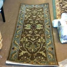 Area Rugs Brown Chocolate Brown And Blue Area Rug S Chocolate Brown And Blue Bath