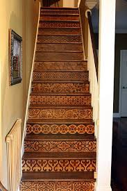 Painted Stairs Design Ideas 26 Best Painted Stairs Images On Pinterest