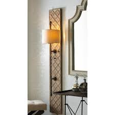Wooden Wall Sconce 102 Best Wall Sconces Images On Pinterest Wall Sconces Bathroom