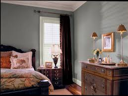 Light Grey Walls White Trim by Ash Grey Wall Interior Paint Decorating In Contemporary Bedroom
