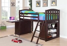Top Bunk Bed With Desk Underneath Bunk Bed With Desk Below Loft Bed With Desk Size Loft Bed