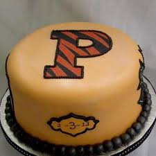 the princeton university lacrosse cake cakecentral com