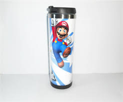 new high quality super mario luigi coffee mug tea cup travel cup