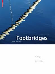 hochschule mã nchen design footbridges structure design history architecture ebook