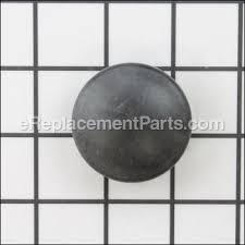 Handrail End Cap Handrail Endcap 218172 For Exercise Equipment Ereplacement Parts