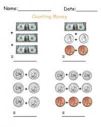 practice money worksheet free printable worksheets pinterest