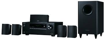 home theater panasonic onkyo ht s3800