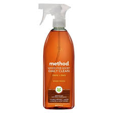 method cleaning products daily wood cleaner almond spray bottle 28