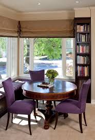 purple dining room ideas purple dining chairs dining room modern with arched black door
