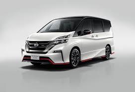 minivan nissan nissan serena minivan gets nismo treatment too for tokyo show