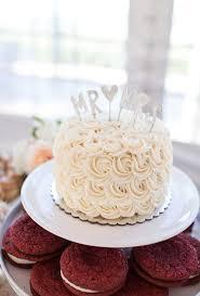 simple one tier wedding cakes idea in 2017 bella wedding