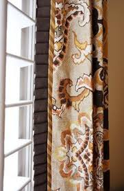 Decorative Trim For Curtains Wide Tapes Are Perfect Borders For Drapery Panels Serenity