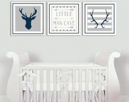 Baby Boy Nursery Decorations Boy Nursery Decor Etsy