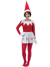 womens elf on the shelf costume christmas elf costumes