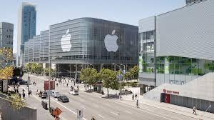 Apple Office Cupertino Apple Office Walking Around Cupertino Apple Office