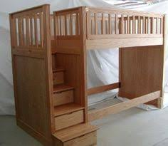 Diy Bunk Beds With Stairs Bunk Bed Plans Bunk Beds With Stairs By Dshute Lumberjocks