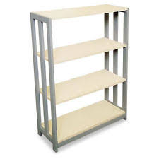 Modern Bookcases Metal Modern Bookcases Ebay