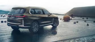 the bmw concept x7 iperformance at a glance
