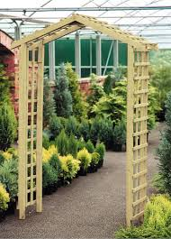 trellis arch amazon co uk garden u0026 outdoors
